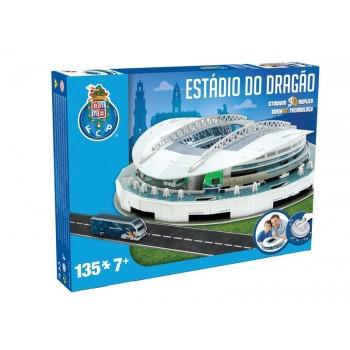 Nanostad Παζλ 3D 135τεμ. Πορτογαλλία Γήπεδο Πόρτο - Estadio Do Dragao (35102)