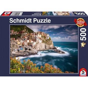 Schmidt 58363 Παζλ 500τεμ. Manorola Ιταλία