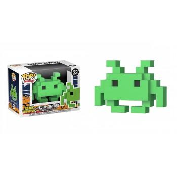 Funko Pop! 8 Bit:Retro Space Invaders - Medium Invader (Green) #33 Vinyl Figure