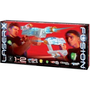 NSI Laser X Fusion Complete Set (88811) Σετ Laser Όπλα για 2 παίκτες