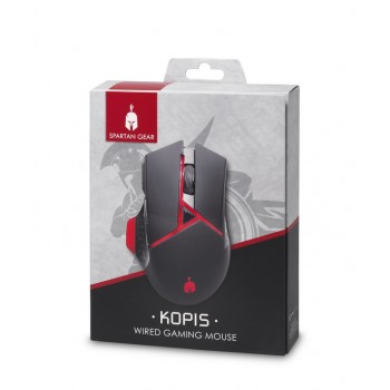 Spartan Gear Kopis Wired Gaming Mouse