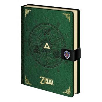 Pyramid International Nintendo - the Legend of Zelda Premium a5 Notebook (Sr72444)