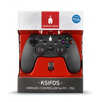 Spartan Gear Ksifos Wireless Controller for pc - ps3