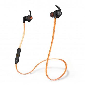 Creative Headphones Outlier Sports Ultra-Light Wireless Sweatproof in-ear Headphones Orange (51ef0730aa002)