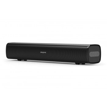 Creative Speaker Stage Air MF8355 Compact Under-monitor Soundbar for Computer, with Bluetooth, AUX-in, and USB MP3 (51MF8355AA000)