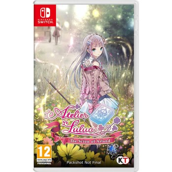 Nintendo Switch Aterlier Lulua: the Scion of Arland