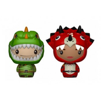Funko Pint Size Heroes 2-Pack: Fortnite - Rex Tricera Ops