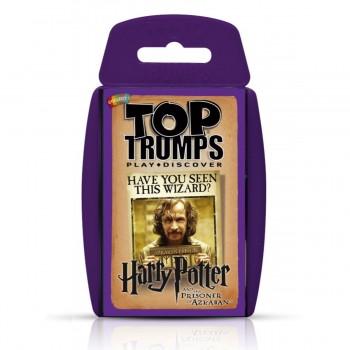 Επιτραπέζιο Top Trumps Harry Potter and the Prisoner of Azkaban - Αγγλικό