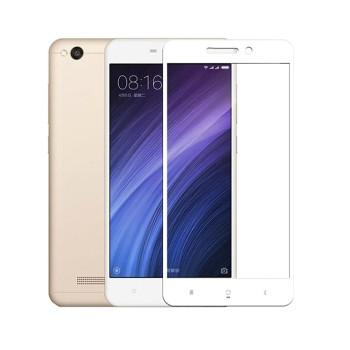 Powertech Tempered Glass 3D Full Face Για Xiaomi Redmi 4a, White Pt-633