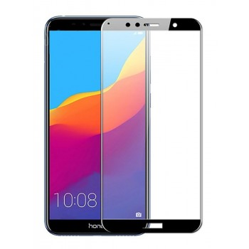 Powertech Tempered Glass 3D Για Huawei Honor 7A Dual, Μαύρο Tgc-0138
