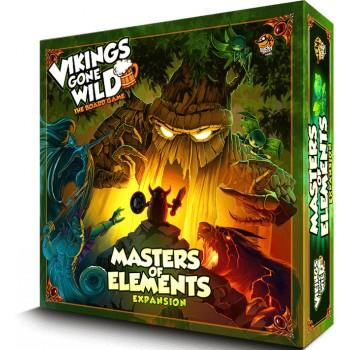 Επιτραπέζιο Vikings Gone Wild Master Of Elements Expansion (Στα Αγγλικά)