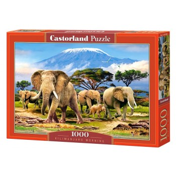 Castorland 103188 Παζλ 1000τεμ. Kilimanjaro Morning