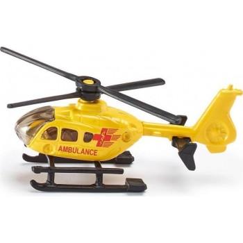 Siku Ελικόπτερο ασθενοφόρο (0856)