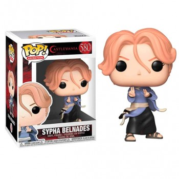 Funko Pop! Animation: Castlevania - Sypha Belnades #580 Vinyl Figure