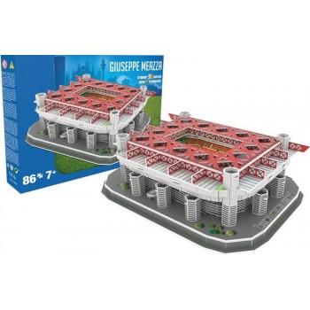 Nanostad Παζλ 3D 86τεμ. Ιταλία Giuseppe Meazza (San Siro) Γήπεδο της Μίλαν & Ίντερ
