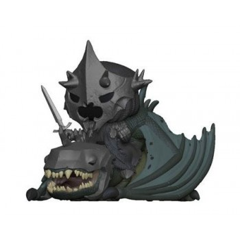 Funko Pop! Rides: The Lord Of The Rings - Witch King on Fellbeast #63 Vinyl Figure