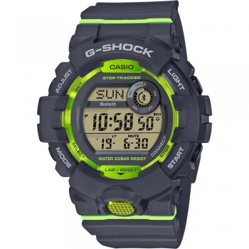 Casio G-Shock Step Tracker Bluetooth GBD-800-8ER