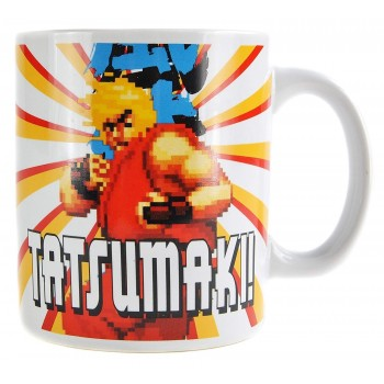 HMB Street Fighter Boxed Mug - Ken (MUGBCC02)