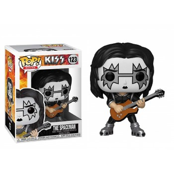 Funko Pop! Rocks: Kiss - the Spaceman #123 Vinyl Figure