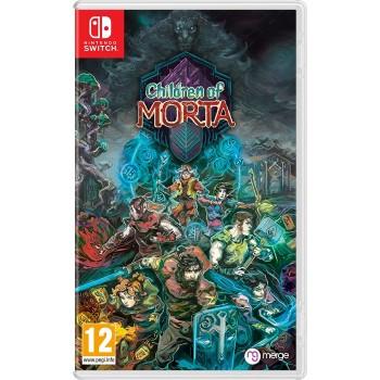 Nintendo Switch Children of Morta
