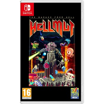Nintendo Switch Hellmut: the Badass From Hell