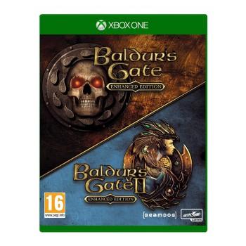 Xbox one Baldur's Gate i & ii Enhanced Edition