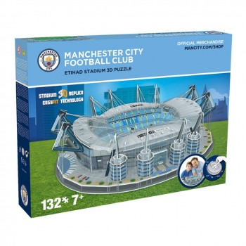 Nanostad Παζλ 3D 132τεμ. Manchester City Etihad Stadium
