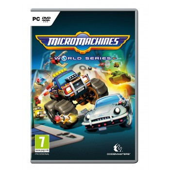 PC Micromachines World Series