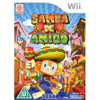 Wii Samba de Amigo
