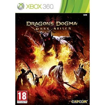 Xbox 360 Dragon's Dogma Dark Arisen