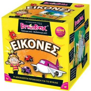 Επιτραπέζιο BrainBox Ελληνικό Εικόνες (93010)