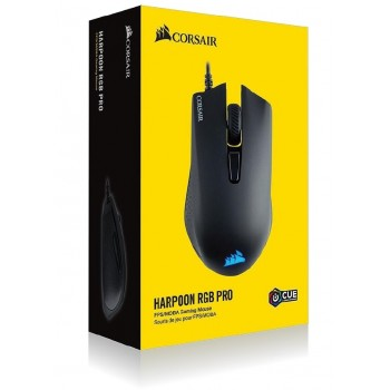 Corsair Harpoon rgb pro Fps/moba Gaming Mouse ch-9301111-eu