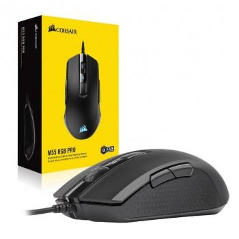 Corsair m55 rgb pro Ambidextrous Multi-Grip Gaming Mouse ch-9308011-eu