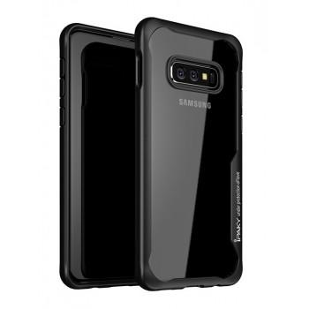Ipaky Θήκη Survival ipk-040, για Samsung Galaxy s10 Plus, Μαύρη ipk-040