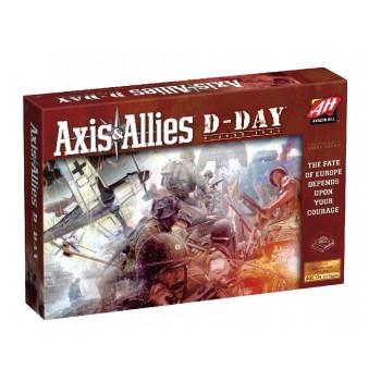 Επιτραπέζιο Axis & Allies D-Day (Στα Αγγλικά)
