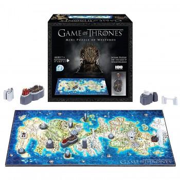 Παζλ 4D Cityscape 340τεμ. (51001) Game Of Thrones Mini Westeros 3D