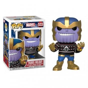 Funko Pop! Marvel - Thanos (Holiday) #533 Vinyl Bobble-Head Figure
