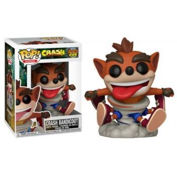 Funko Pop! Games:  Crash Bandicoot - Crash Bandicoot #532 Vinyl Figure