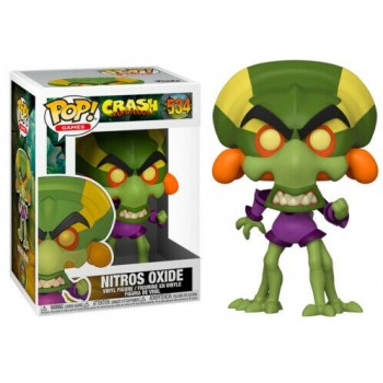 Funko Pop! Games:  Crash Bandicoot - Nitros Oxide #534 Vinyl Figure