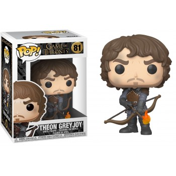 Funko Pop! Game of Thrones - Theon Greyjoy With Flaming Arrows #81 Vinyl Figure