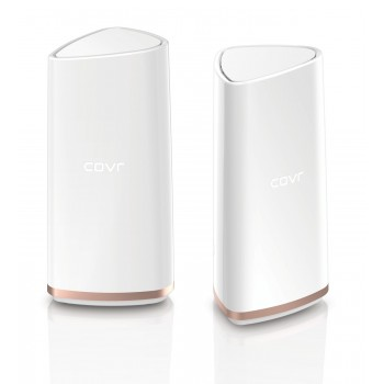 D-Link Covr-2202 Ac2200 tri-Band Whole Home Mesh wi-fi System (2-Pack)