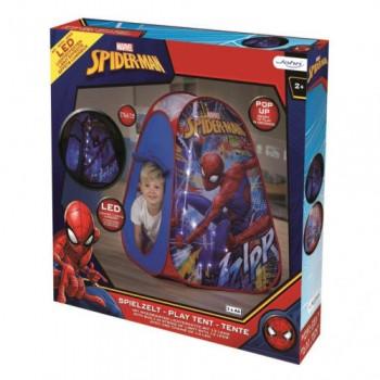 John My Starlight Φωτιζόμενη Σκηνή με 13 φωτάκια LED Spiderman (79310)