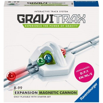 Ravensburger 26095 Επιτραπέζιο Αναβάθμιση για το GraviTrax Magnetic Cannon
