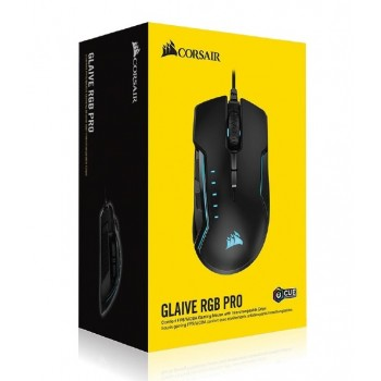 Corsair Glaive rgb pro Comfort Fps/moba Gaming Mouse ch-9302211-eu