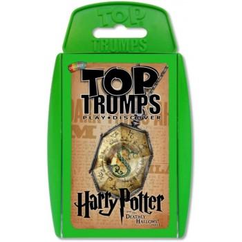 Επιτραπέζιο Top Trumps Harry Potter and The Deathly Hallows Part I - Αγγλικό (ΥΠΕΡΑΤΟΥ) 024204