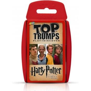 Επιτραπέζιο Top Trumps Harry Potter and The Goblet of Fire - Αγγλικό (ΥΠΕΡΑΤΟΥ) 022903