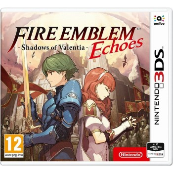 3DS Fire Emblem Echoes Shadows of Valentia