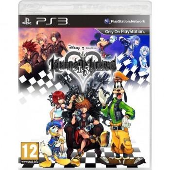 Μεταχειρισμένο PS3 Kingdom Hearts Hd 1.5 Remix