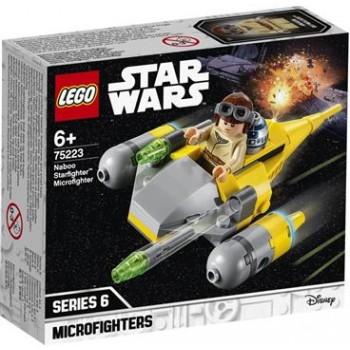 Lego Star Wars 75223 Naboo Starfighter™ Microfighter