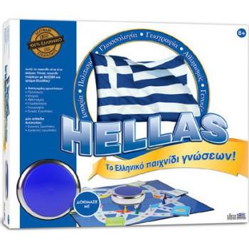 Επιτραπέζιο Ιδέα Hellas Trivia με Buzzer (14503)